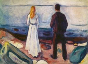Gesehen… Edvard Munch