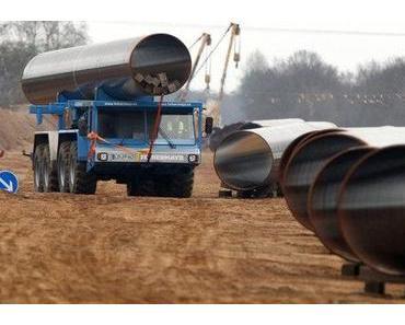 Nord Stream prüft Ausbau der Ostsee-Pipeline