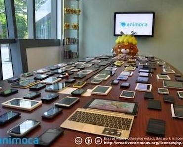 Android Fragmentierung: Entwickler testet 400 verschiedene Geräte