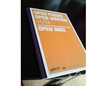 Abgedruckt – open writing 11/12