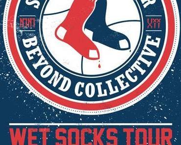 Mit nassen Socken und rollenden Brettern auf Tour