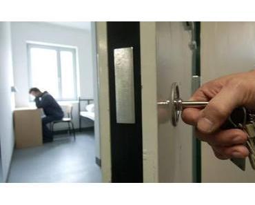 Gefängnisse im Land sind nicht ausgelastet