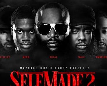 Maybach Music Group Presents: Self Made Volume 2 | Cover & Tracklist