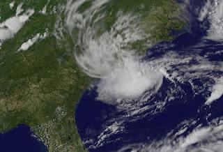 Tropensturm ALBERTO eröffnet Atlantische Hurrikansaison 2012 vorzeitig