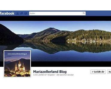 """Mariazellerland Blog mit über 1000 """"gefällt mir"""" auf Facebook"""