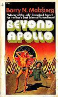 Beyond Apollo: Roman von Barry N. Malzberg soll verfilmt werden