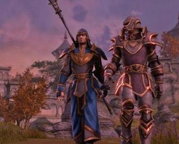 The Elder Scrolls Online – Infos zu den Ebonheart Pact