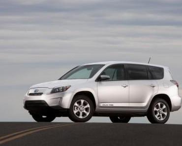 Toyota enthüllt Elektro-RAV4