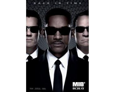 Gewinnspiel zum 'Men in Black 3′ Kinostart