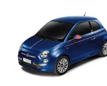 Der Fiat 500 America