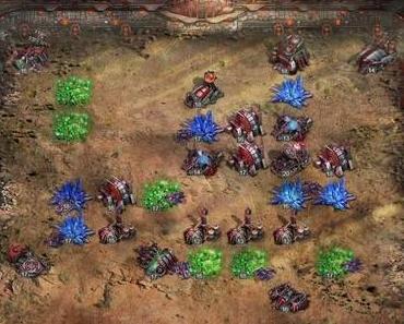 Command & Conquer Tiberium Alliances – MMO ist ab sofort online