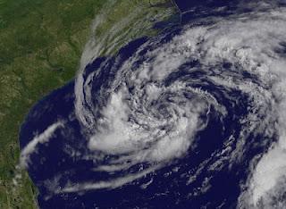 Subtropischer Sturm BERYL Florida/Georgia : Hochwasser die größte Gefahr
