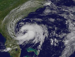 Immer-noch-nicht-tropischer-Sturm BERYL: Es geht los in Florida, Georgia und South Carolina