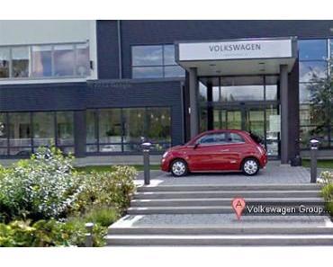 Fiat legt VW ein Ei!!!