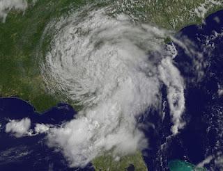 BERYL wird am Mittwoch eventuell wieder zu einem Tropischen Sturm - erste Todesopfer zu beklagen
