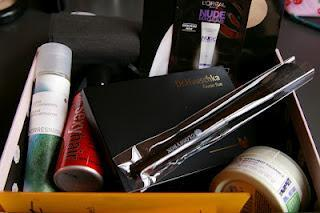 Die Glossybox im Monat Mai 2012