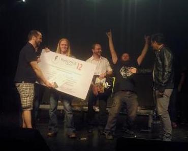 PRESSEMELDUNG: Kunstmue Festival 2012 – Local Heroes Slot vergeben, Line-up komplett