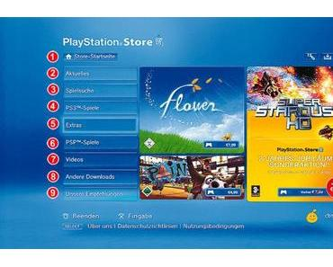 Playstation Store – EU Update