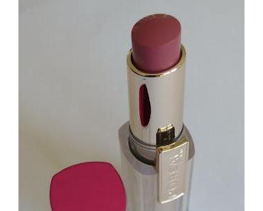 L'Oréal Rouge Caresse Lipstick 102 Mauve Cherie