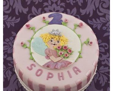~ Prinzessin-Lillifee-Torte ~