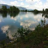 Die schönste schiffbare Flussstrecke der Schweiz