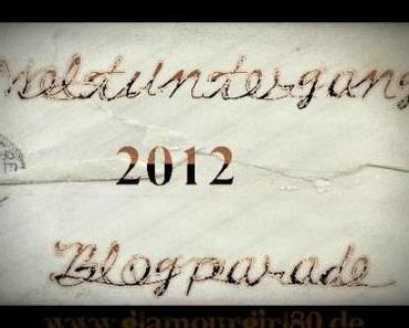 Weltuntergang 2012 Blogparade – 5. Thema