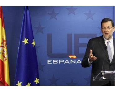 Brüssel watscht Rajoy heftig ab