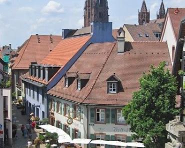 Z'Friburg in de Stadt