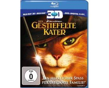Der Gestiefelte Kater [3D Blue-ray]
