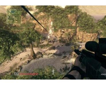 Sniper – Ghost Warrior 2 – Abgetrennte Körperteile gibt es nur per DLC
