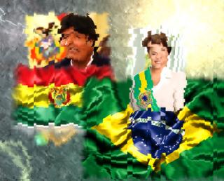 Südamerikanisches Rätsel: Brasilien gewährt bolivianischem Senator Asyl
