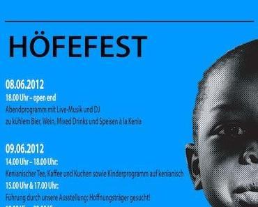 Höfefest 2012 – Children's Hope Home e.V.