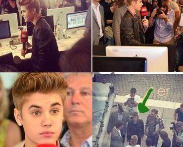 How I met Justin Bieber