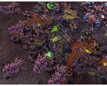 Starcraft 2 – Heart of the Swarm – fast fertiggestellt