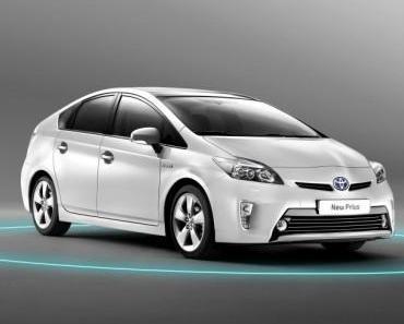 Mehr als vier Millionen Toyota und Lexus Hybridfahrzeuge weltweit