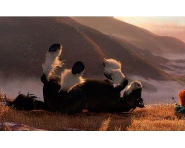 "Pixars 13. Animationsfilm: ""Merida – Legende der Highlands"""