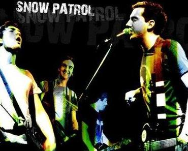 Snow Patrol Konzert in Wien