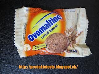 Ovomaltine Cereal Bisquit