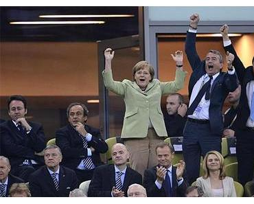 EM 2012 – Die Jubelscheuche