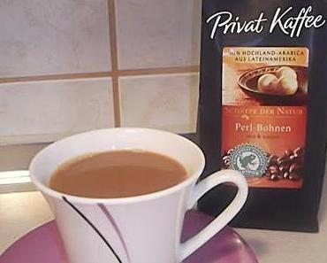 Tchibo Private Kaffee  Perl-Bohnen