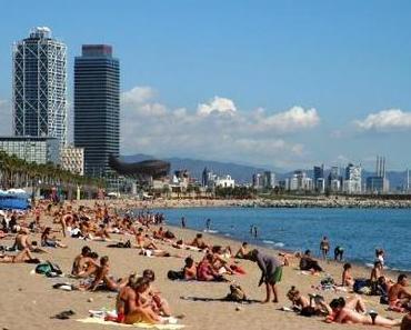 Die besten Sommerziele in Barcelona