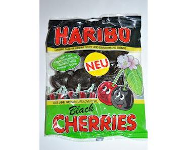 Haribo Black Cherries, Walgreens Candy Classic Australian Licorice und Aldi Mangolakritz