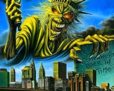 Iron Maiden in New York