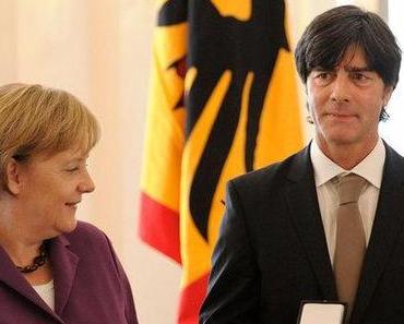 Merkel & Löw chancenlos: Italien schlägt Deutschland doppelt