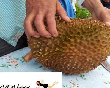 Meine Albtraum Frucht – Durian – ist nicht so schlimm!