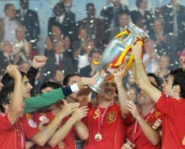 SPANIEN VERDANKT ÖSTERREICH DEN EM-SIEG!!!