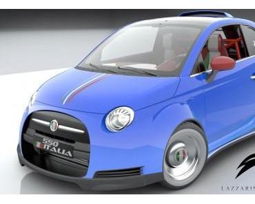 Fiat 500 mit 550 PS
