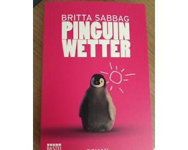 [Rezension] Pinguinwetter - Britta Sabbag