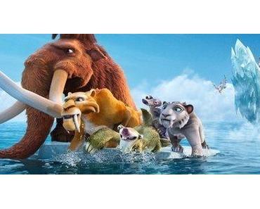 Ice Age 4: Manny, Diego und Sid sind wieder da!
