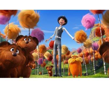 """Die kunterbunte Welt des Dr. Seuss in """"Der Lorax"""""""